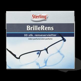 Brillerens servietter 80 stk