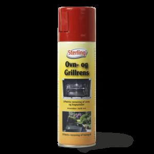 Sterling Ovn- og grillrens spray