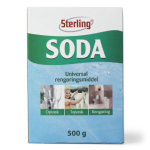 Sterling soda universal rengøringsmiddel