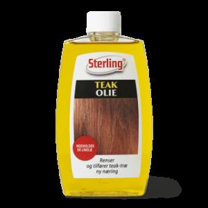 sterling teak olie