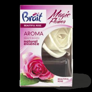 Brait luftfrisker med rosen blomster duft