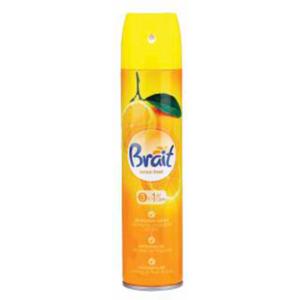 Brait luftfrisker med duft af appelsiner