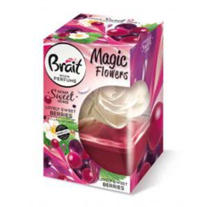 Brait luftfrisker med duft af blomster og bær