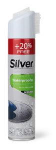 Imprægneringsspray til sko vandtæt silver spray