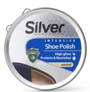 Silver sko pudsecreme neutral