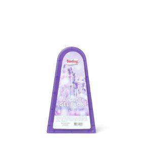 lavendel gel blok luft frisker til badeværelset