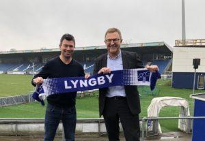 Sterling polish støtter Lyngby boldclub