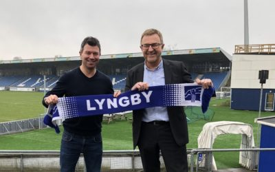 STERLING POLISH SIGNS NEW SPONSOR DEAL WITH LYNGBY BOLDKLUB