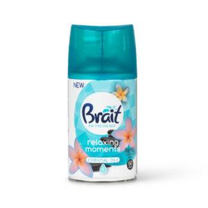 Brait luftfrisker spray med frisk duft