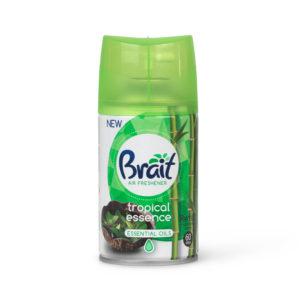 Brait luftfrisker spray med tropisk duft