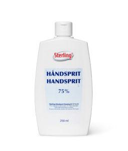 Sterling håndsprit 75%