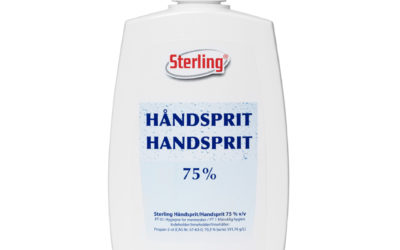 Sterling Polish går ind i produktionen af håndsprit